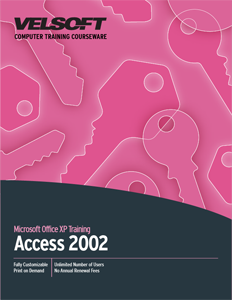 Access 2002 - Foundation