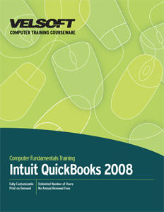 Intuit QuickBooks 2008 - Intermediate