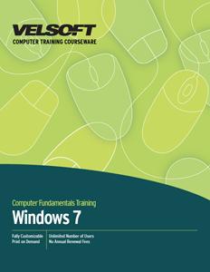 Windows 7 - Intermediate