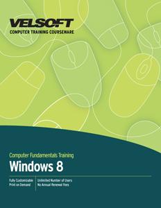 Windows 8 - Foundation