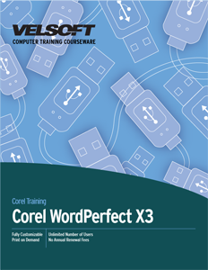 Corel WordPerfect X3