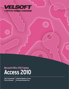 Access 2010 - Advanced