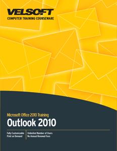 Outlook 2010 - Advanced