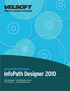 InfoPath Designer 2010 - Advanced