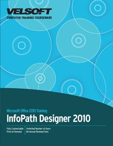 InfoPath Designer 2010 - Intermediate