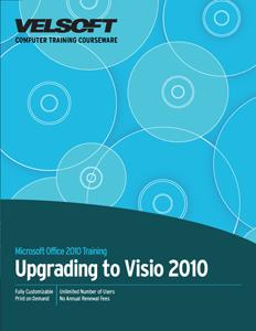 Upgrading to Visio 2010