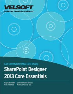 Share Point Designer 2013