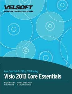 Visio 2013 Core Essentials