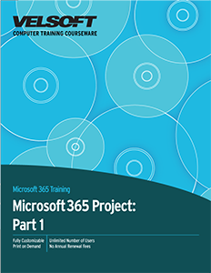 Microsoft 365 Project: Part 1