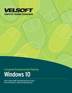 Microsoft Windows 10: Part One