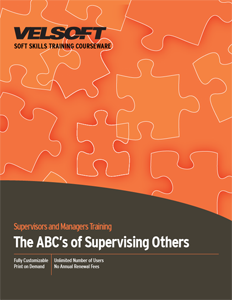 The ABCs of Supervising Others