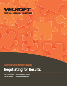 Negotiating for Results