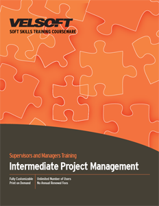 Intermediate Project Management