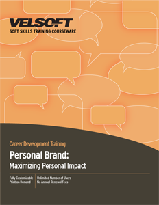 Personal Brand: Maximizing Your Personal Impact