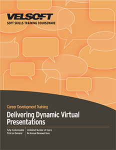 Delivering Dynamic Virtual Presentations
