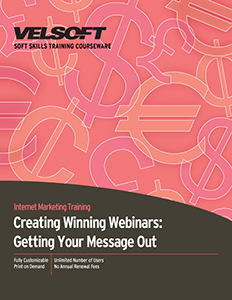 Creating Winning Webinars: Getting Your Message Out