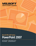 Microsoft Office PowerPoint 2007 - Advanced