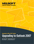 Upgrading To Outlook 2007
