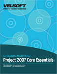 Core Essentials - MS Project 2007