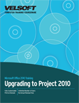 Upgrading to Project 2010