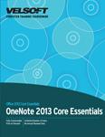 OneNote 2013 Core Essentials