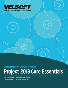 Project 2013 Core Essentials