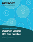 Office SharePoint Designer 2013 Core Essentials