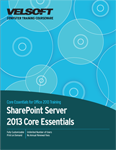 Office SharePoint Server 2013 Core Essentials
