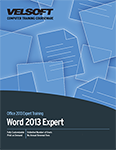 Word 2013 Expert