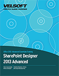 SharePoint Designer 2013 Advanced