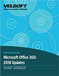 Microsoft Office 365: 2018 New Features