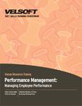Performance Management - Managing Employee Performance