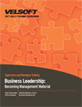 Business Leadership - Becoming Management Material