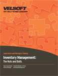 Inventory Management: The Nuts and Bolts