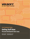 Getting Stuff Done - Personal Development Boot Camp