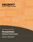 Personal Brand - Maximizing Personal Impact