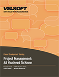 Project Management All You Need To Know