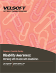 Disability Awareness - Working with People with Disabilities