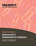 Cybersecurity 1: Fundamentals for Employees
